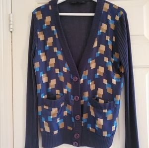 Marc by Marc Jacobs cashmere and silk cardigan